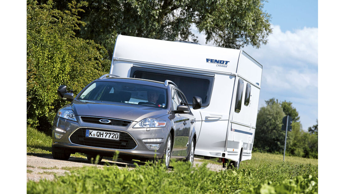 Test: Ford Mondeo 2,2 TDCI