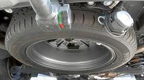 Test: Hyundai, Ersatzrad