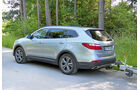 Test: Hyundai, Platzangebot