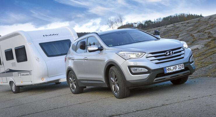 Test: Hyundai Santa Fe