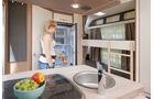 Test: Knaus Lifestyle, Kühlschrank