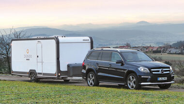 Test: Mercedes Benz GL