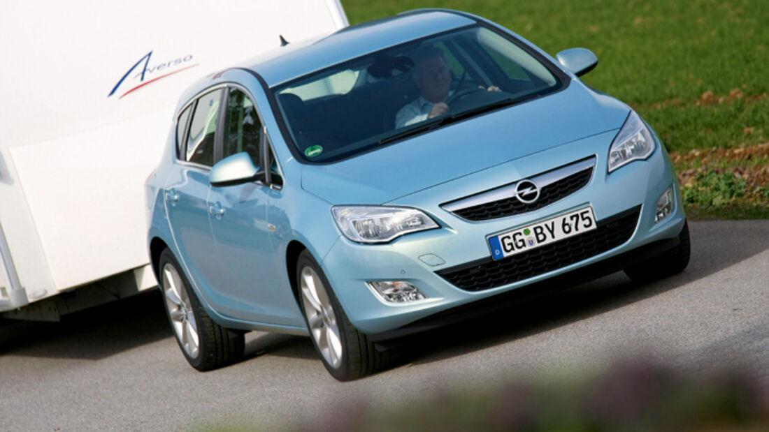 Test: Opel Astra 2010
