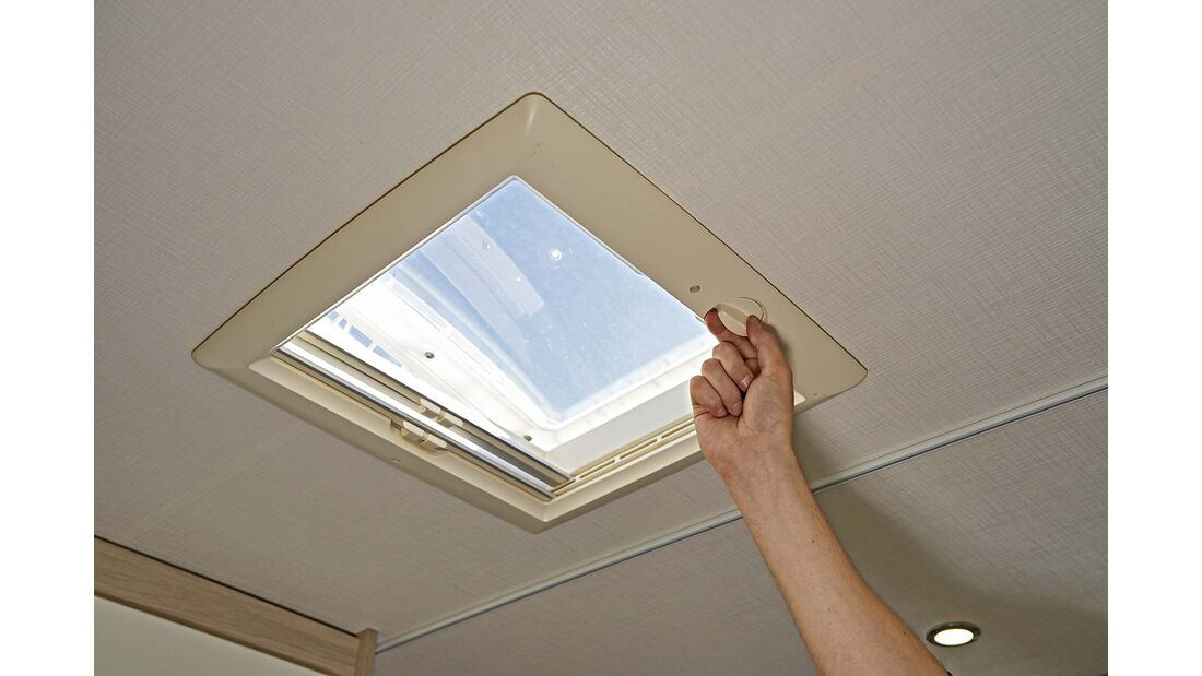 Test Sterckeman Dachfenster