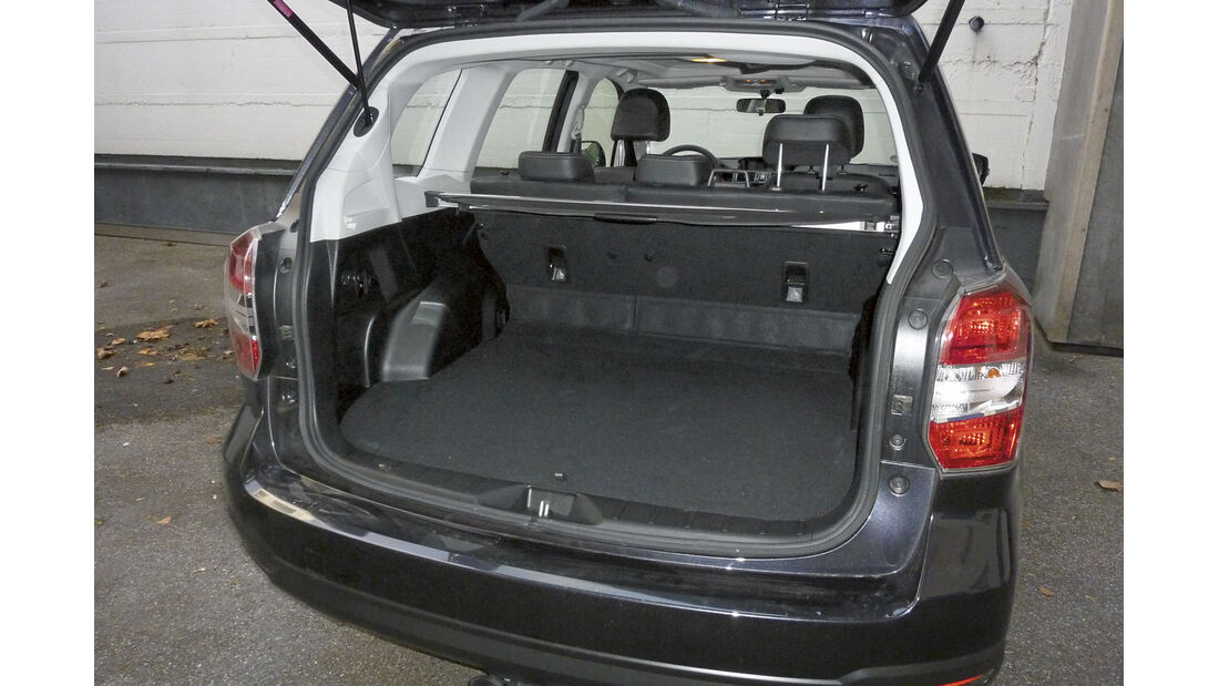 Test: Subaru Forester