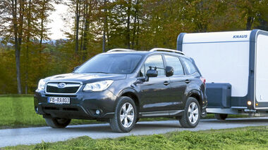 Test: Subaru Forester