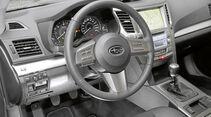 Test, Subaru Outback