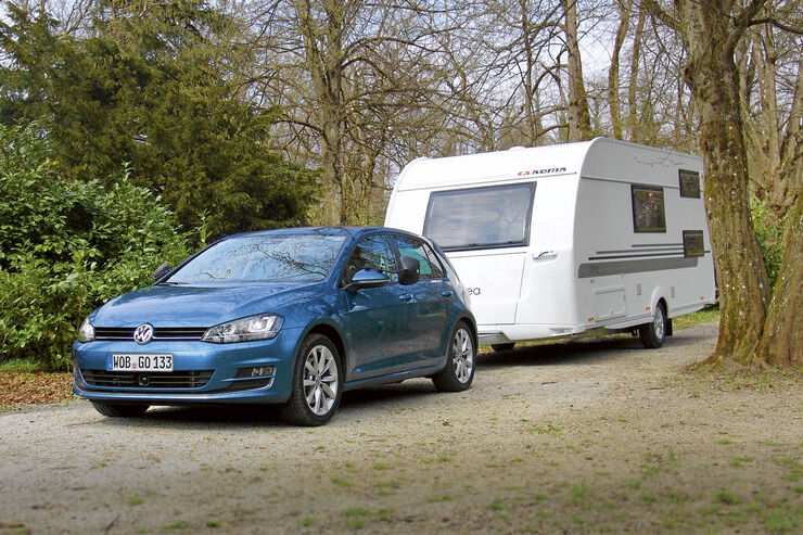 test vw golf 2 0 tdi 4motion mister perfect caravaning. Black Bedroom Furniture Sets. Home Design Ideas