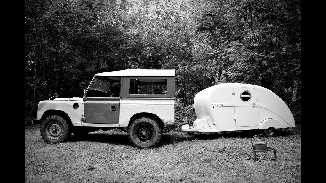 The Pod Caravan