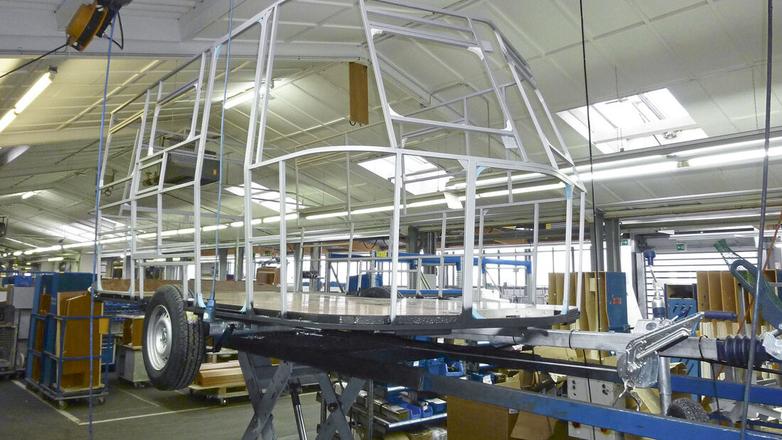 Thema des Monats: Aufbautechnik
