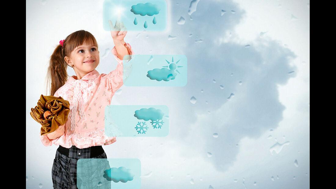 Thema des Monats: Wetter-Prognose