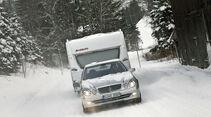 Thema des Monats: Wintercamping