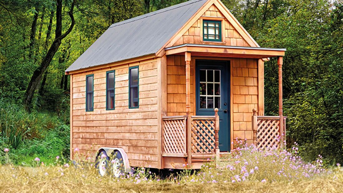 Tiny House Tchibo (2018)