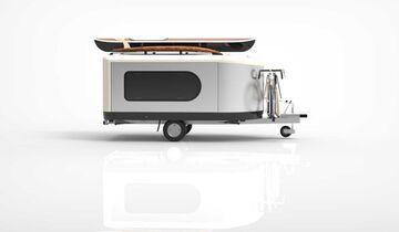 Tipoon Travel Machine Mini Caravan