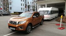 Tipps Caravan-Fahren Rausfahren