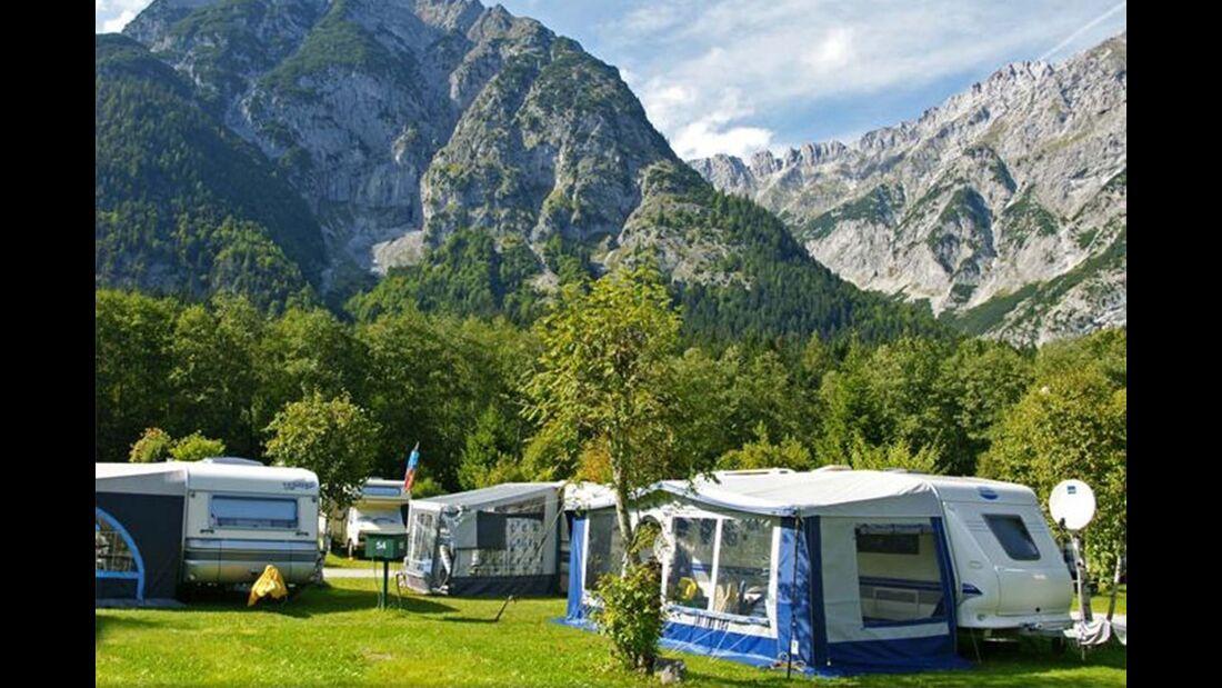 Tirol Camp Leutasch