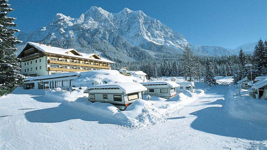 Tiroler Zugspitze Comfort Camping