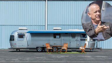 Tom Hanks Airstream-Versteigerung 2021