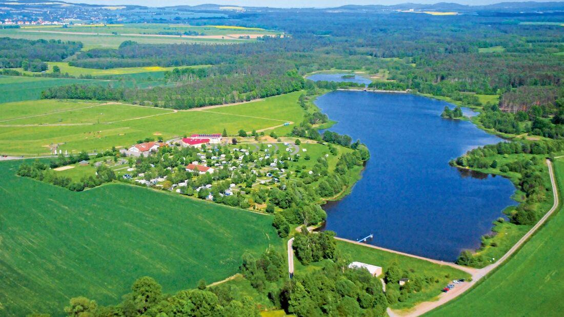 Top 10 Campingplätze in Deutschland 2019