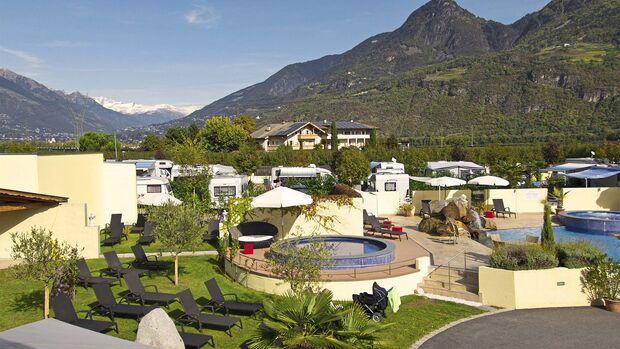 Top 10 Campingplätze in Italien