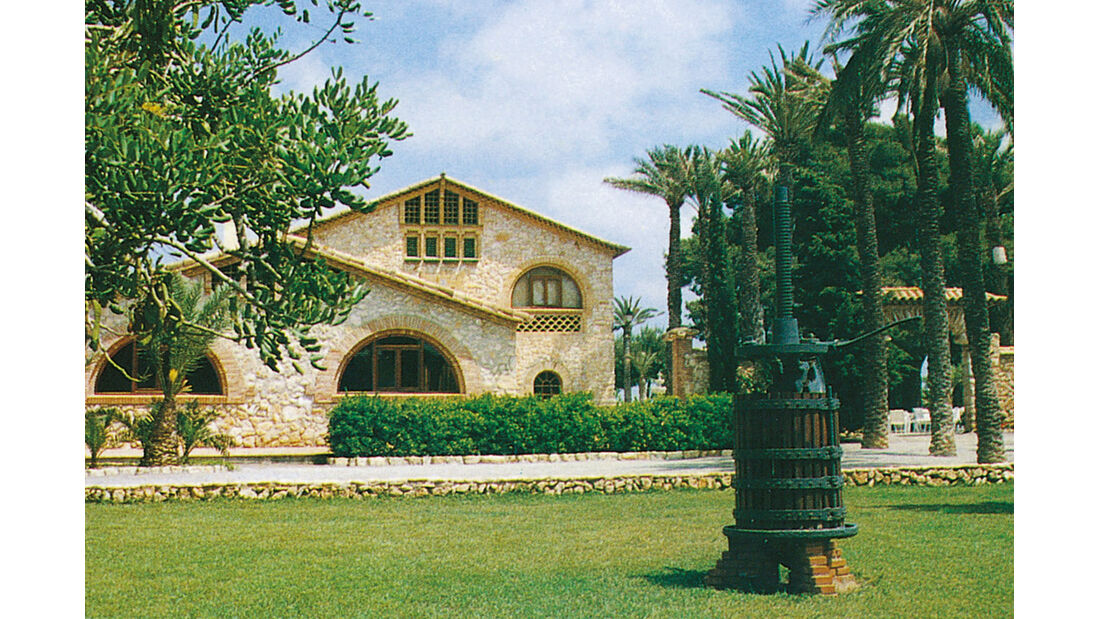 Top Ten: Camping Vilanova Park