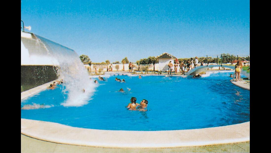 Top Ten: Marjal Guardamar Camping Resort