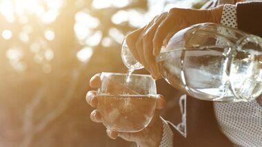 Trinkwasser, sauberes Wasser