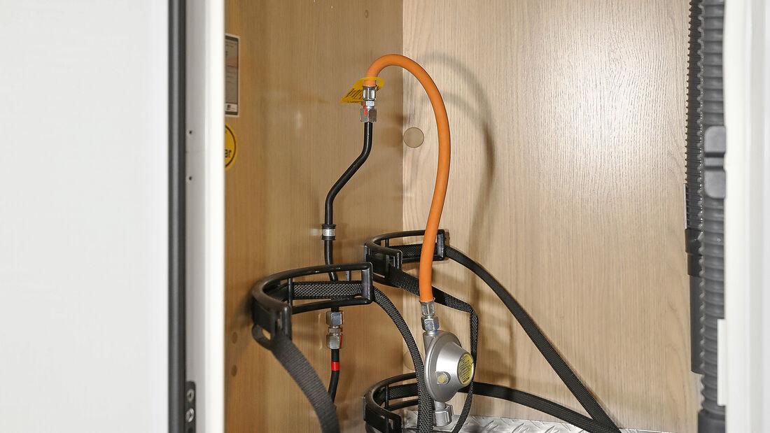 Truma Duocontrol Gasregler