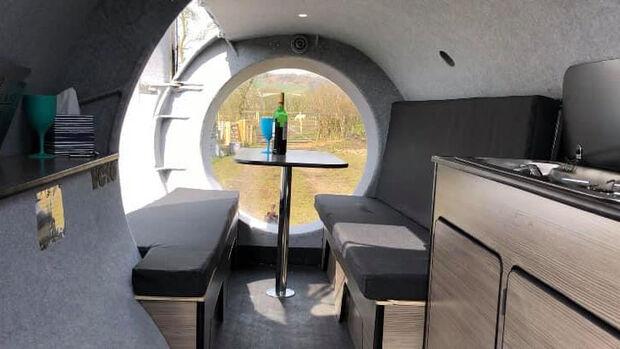 VC10 Caravan-Pod