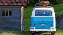 VW-Bus T1 hinten