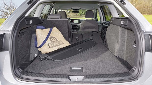 VW Golf Variant Alltrack