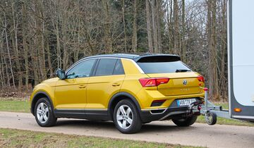 VW T-Roc 2.0 TDI 4motion