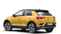 VW T-Roc (2018) 3/4 Heck