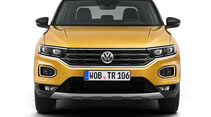 VW T-Roc (2018) Front