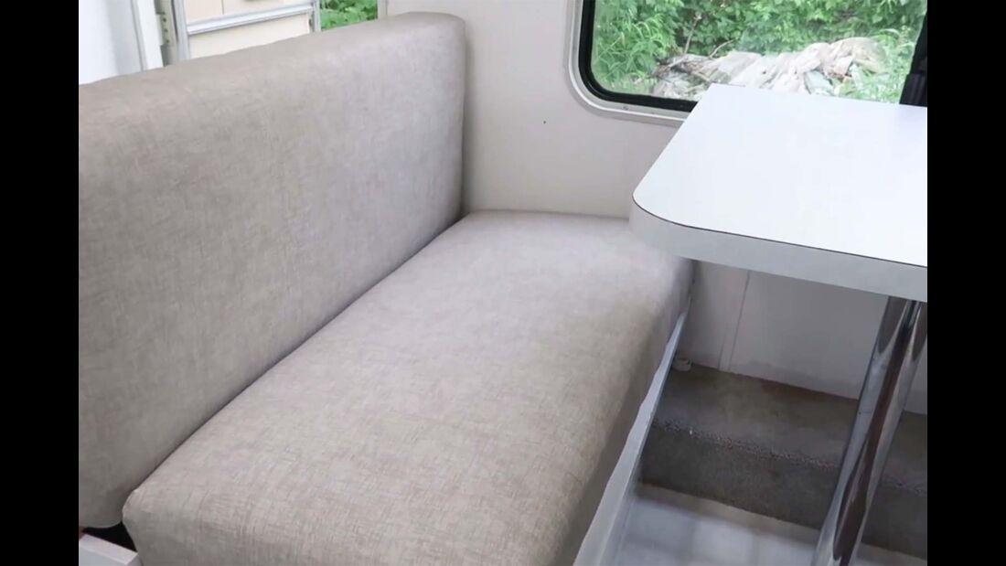 Vanguard DIY-Wohnwagen