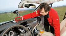 Vergleichstest: Mercedes GLK 220 CDI gegen Skoda Yeti 2.0 TDI