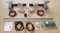 Vergleichstest: Rangierantriebe - Truma Mover SE R