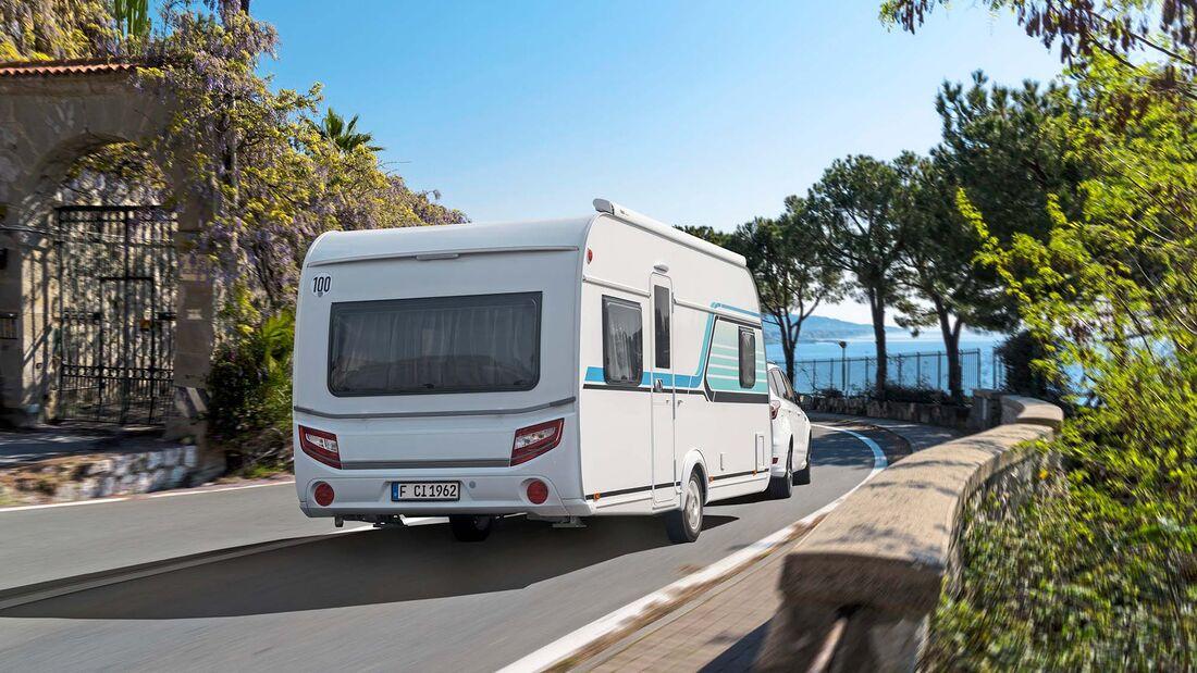 Verkehrsregeln Europa Gespann Urlaub