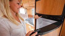 Verschiedentlich treten am Kühlschrank Fehlfunktionen auf.