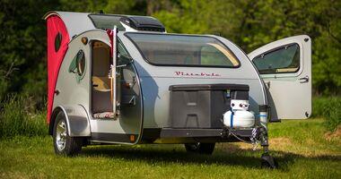 Vistabule, Teardrop-Caravan