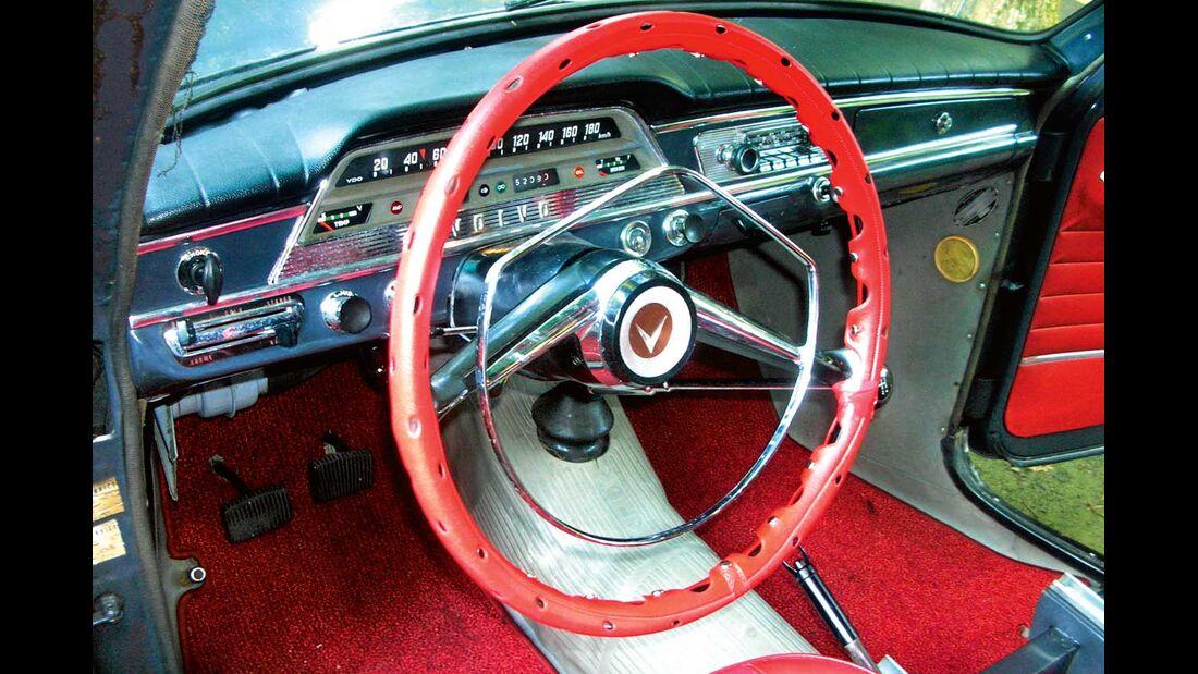 Volvo PV 544 Lenkrad
