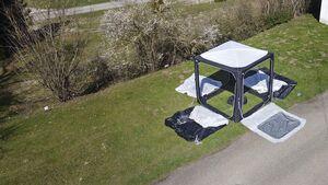 Vorzelt-Pavillon