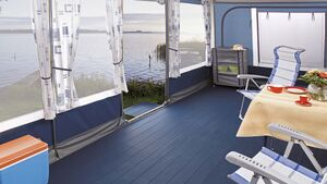 Vorzelt-Teppiche Wohnwagen