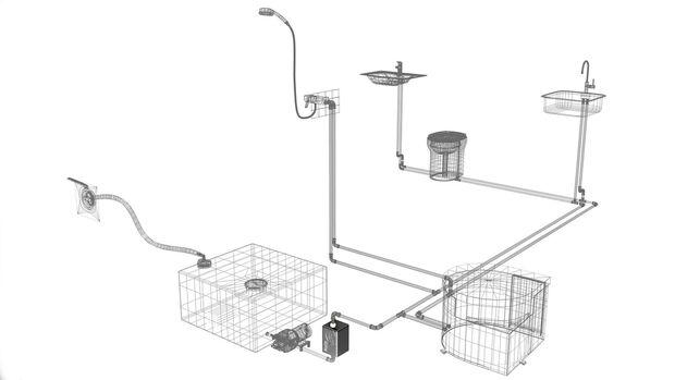 WM Aquatec Biolite UV-Licht-Desinfektionsgerät