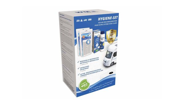 WM Aquatec Hygiene-Set (2020)