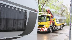 Wagenheber Caravan