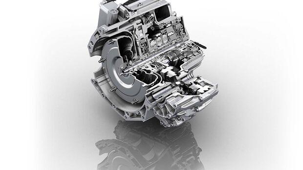 Wandlerautomatik-Getriebe ZF