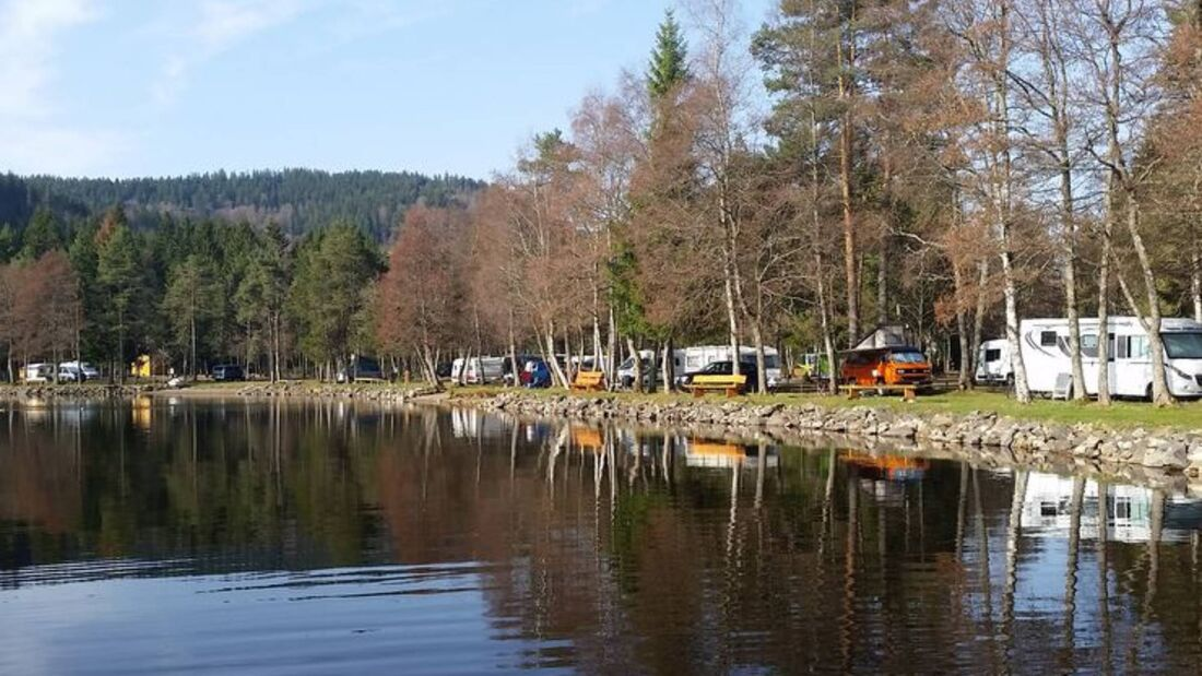 Weiherhof Naturcamping
