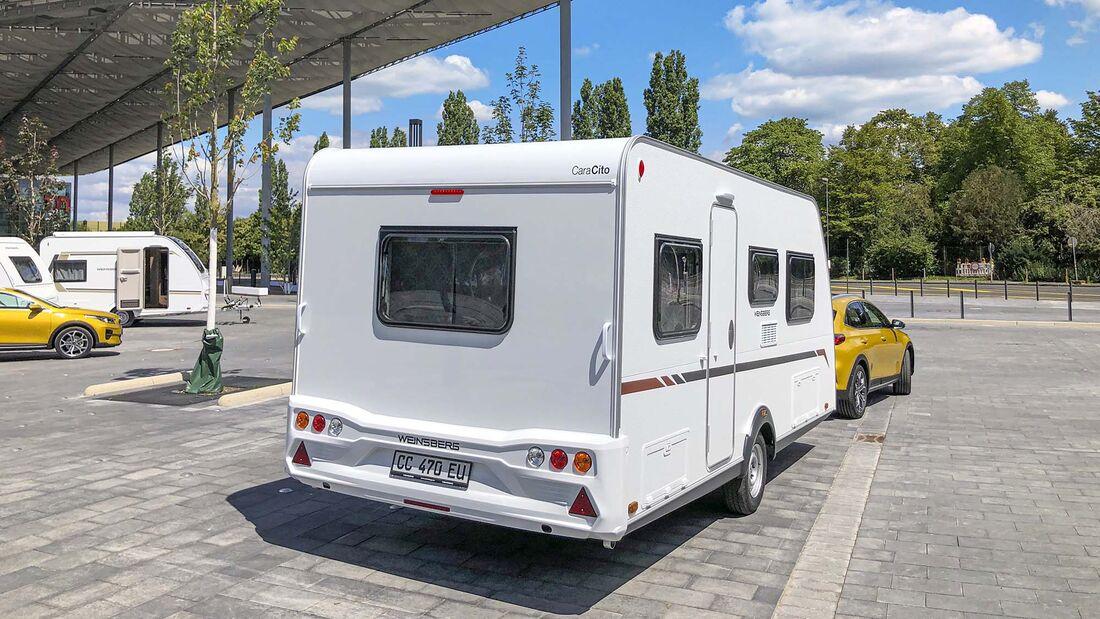 Weinsberg Caracito 390 QD