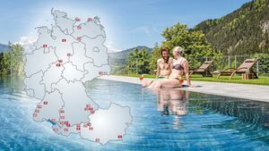 Wellness-Campingplätze, Camping-Resort Allweglehen